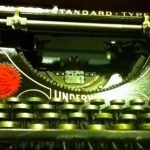 Underwood Standard Typewriter no3 - 1918